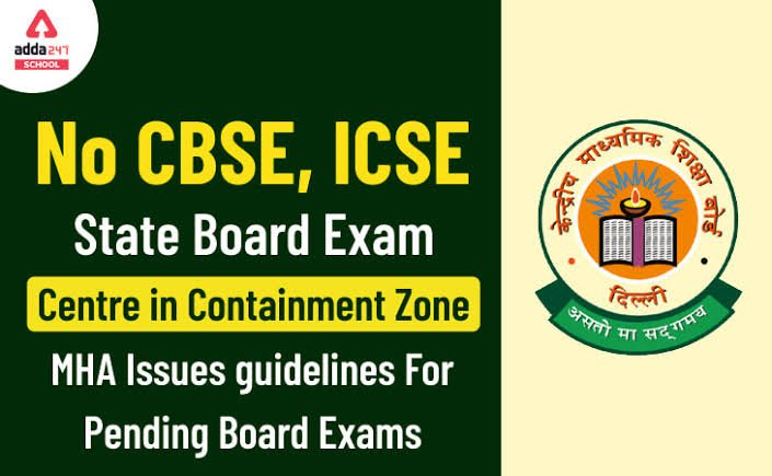 CBSE, ICSE Board Class 10th, 12th Exam Result 2020 Date