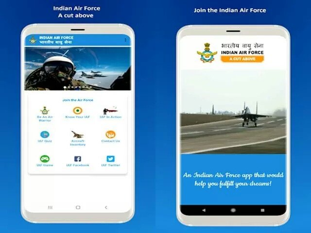 IMG 20200831 171912 894 Indian Air Force Launched MY IAF Mobile App: Get Information on How to Join Indian Air force, IAF Job & Recruitment 2020 News