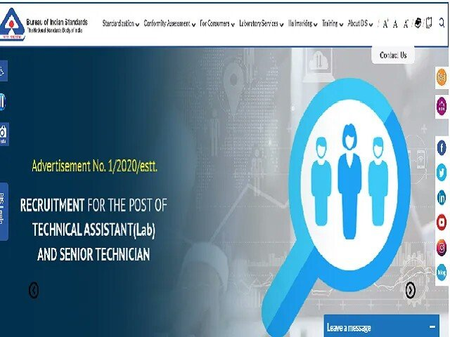 IMG 20200905 133514 570 Bureau of Indian Standards (BIS) Recruitment 2020, Apply Online for 171 Group A, B and C Posts