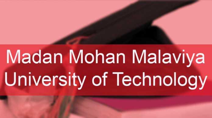 Madan Mohan Malaviya University of Technology 696x390 1 MMMUT Result 2020