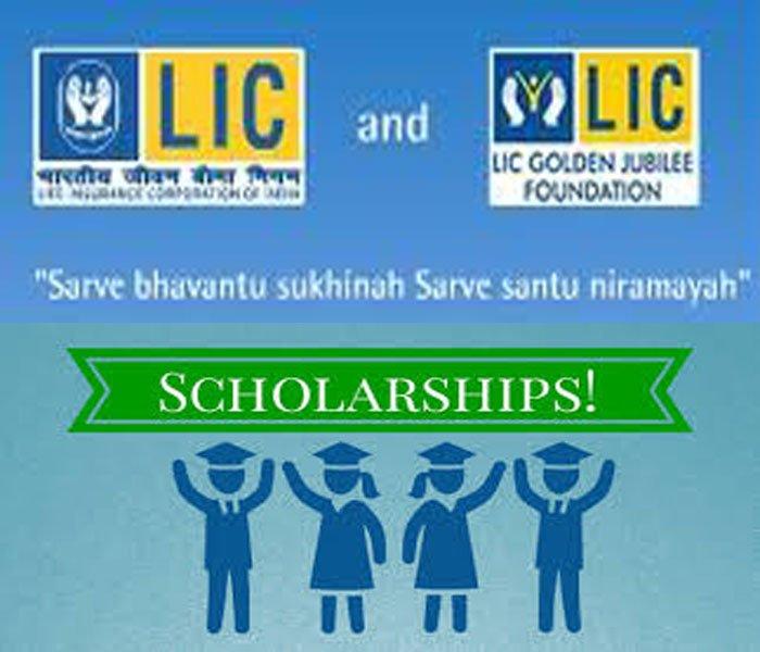 LIC GOLDEN JUBILEE SCHOLARSHIP LIC Golden Jubilee Scholarship Scheme 2020: Submit Your Online Application